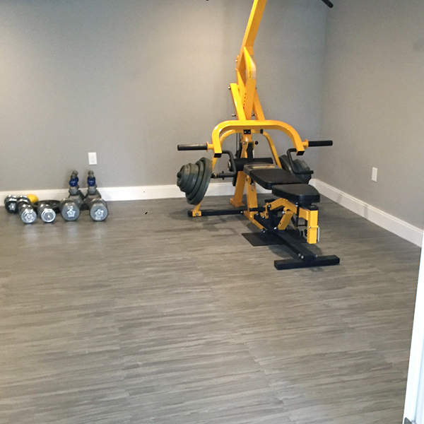 FitZone Home - Marble Gray