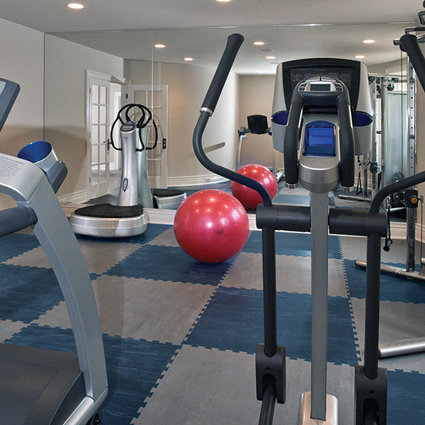 Home gym ideas fitness experts weigh in kiefer home