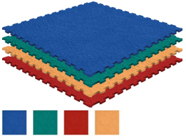 PaviPlay Multi-Color Tiles