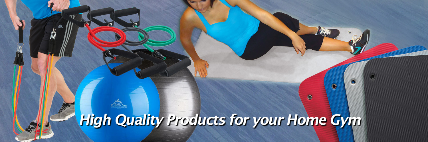 Exercise Flooring Products