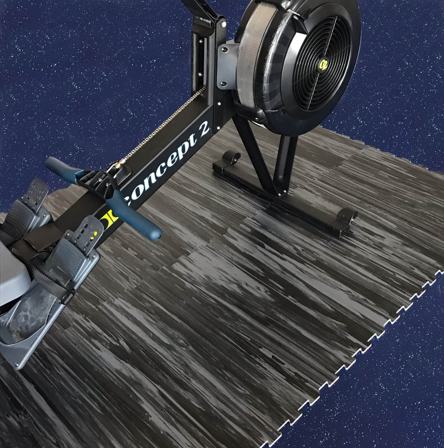 FitZone Home - Black Marble